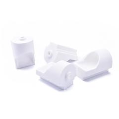 牙科技工坩埚立式卧式坩埚离心铸造机配件石英铸杯义齿材料