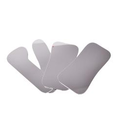 牙科材料 反光板 正畸反光板 不锈钢 口内反光板 四件套 五件套 四件套