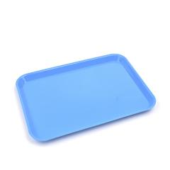 牙科器械盘  塑料托盘 器械盘 塑料方盘 口腔器械 多颜色