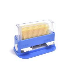 盒装涂药棒口腔器材牙科粘结剂毛刷涂药棒擦药毛刷小手简装涂药棒