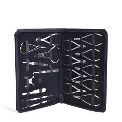 正畸18件套装 正畸套装工具 牙科技工正畸齐全套 牙科不锈钢器械