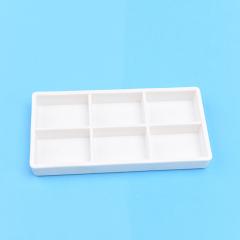 牙科耐高温高压分隔器械盘 口腔器械托盘 分隔放置盒分类托盘 A款