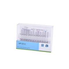 【HP】系列氧化锆修整、高亮度抛光套装备牙车针高速车针硅胶抛 【HP-0109D】