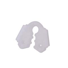 牙科器材咬合垫咬合器开口器口内支撑器咬合块小巧方便可高温灭菌 透明(儿童 软)