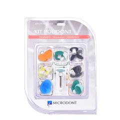 牙科材料 抛光碟套装 初级抛光盘套装 树脂抛光 精修抛光