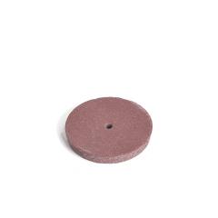 牙科胶轮 橡胶抛光轮 硅胶碟片 硅胶抛光轮 技工用 齿科口腔材料 红棕色