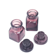 牙科材料药瓶玻璃瓶滴瓶彩色牙科药瓶玻璃瓶子齿科材料